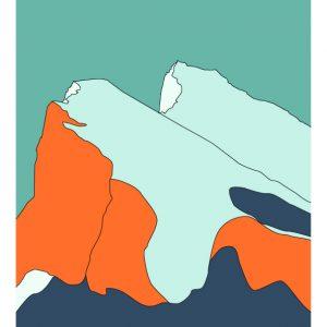 Profil de montagne