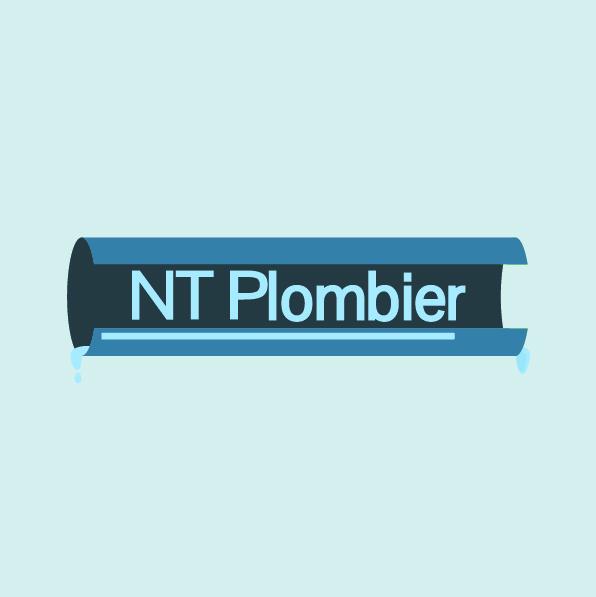 identité visuelle graphiste plombier logo