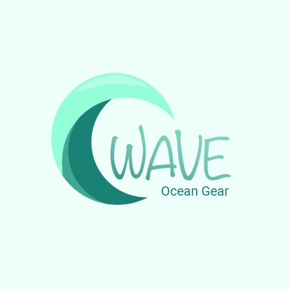 identité visuelle graphiste logo ocean